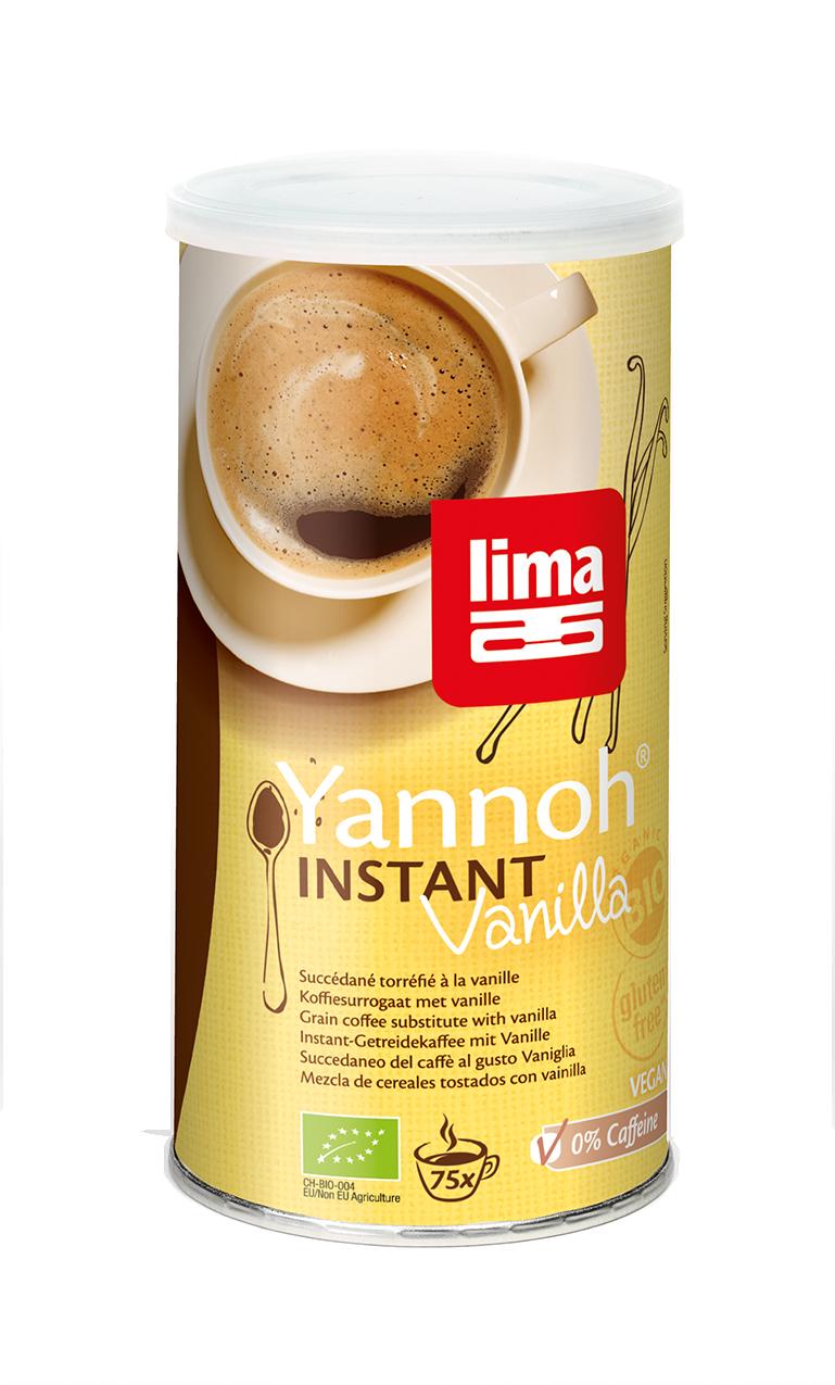 YANNOH® INSTANT VANILLA | Lima Food